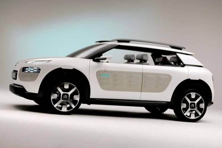 En febrero conoceremos al Citroën Cactus de producción