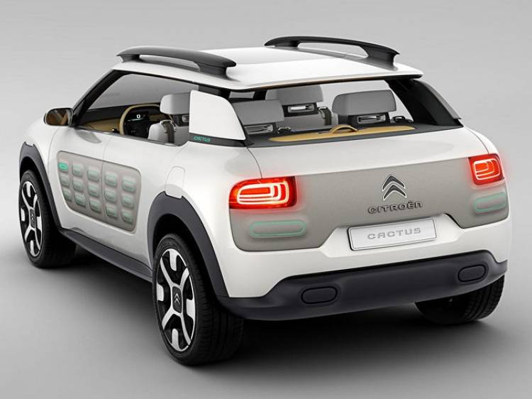 La producción del Citroën Cactus se llevará a cabo en Villaverde