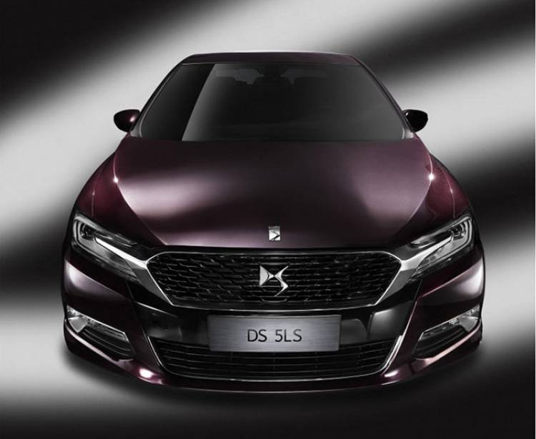 Citroën DS5 LS: la nueva berlina asiática de la gama DS