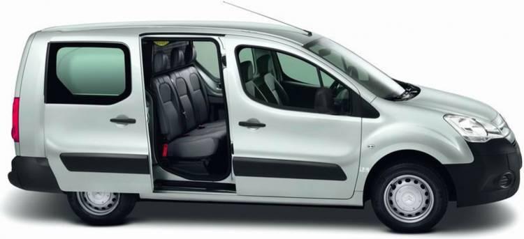 Citroën Berlingo Combi Mixto Largo