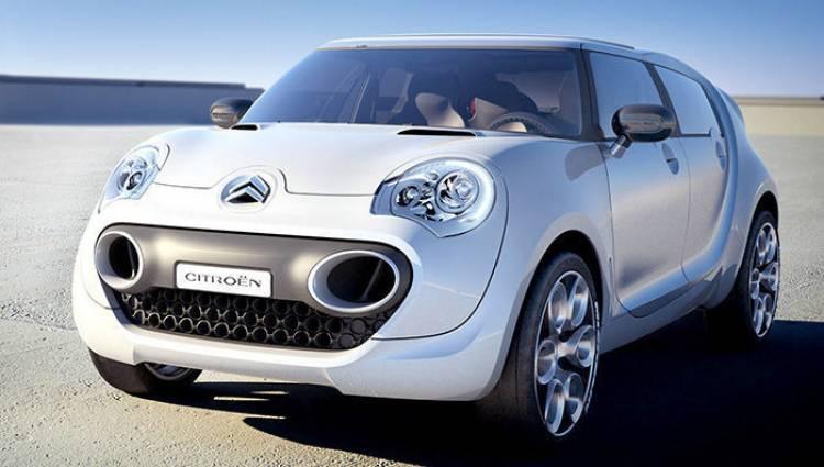 Citroën Cactus Concept: ¿una nueva filosofía para Citroën a la vista?
