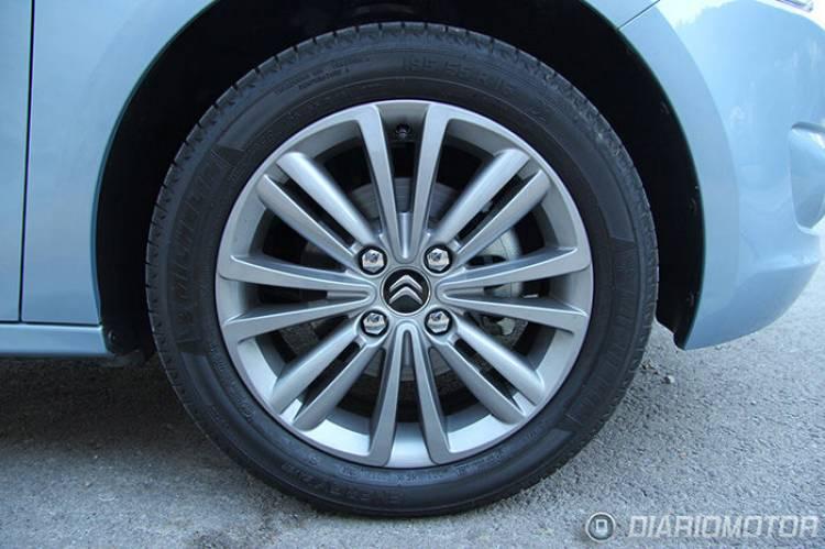 Citroën C-Elysée, prueba en Barcelona