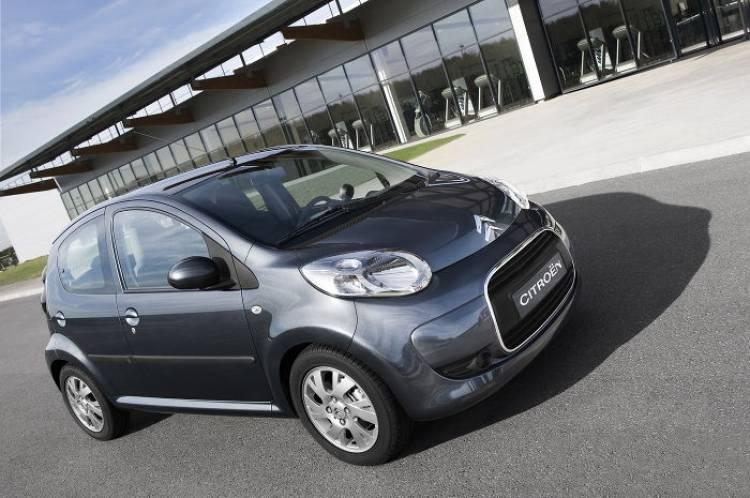 Habrá un nuevo Citroën C1 en 2014