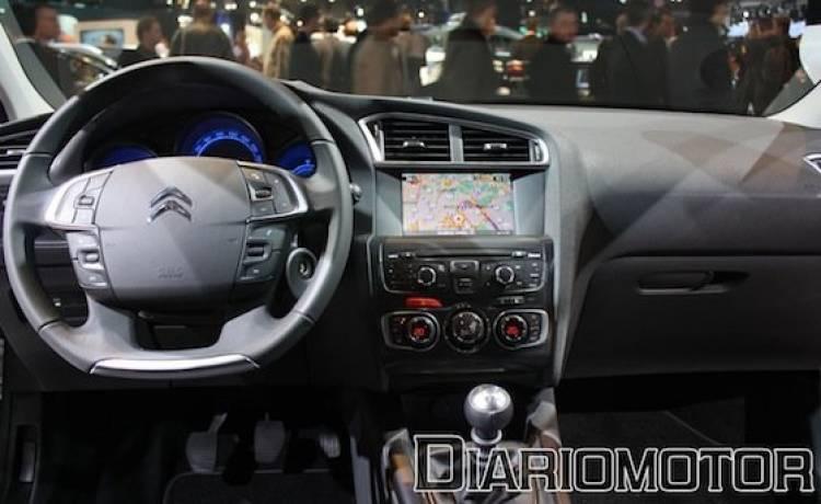 Citroën C4 2011 en el Salón de París