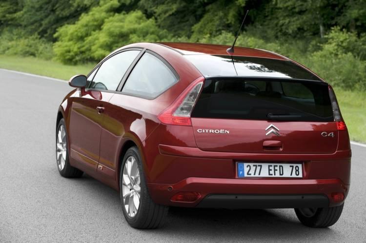Citroën C4 VTN@V MyWay