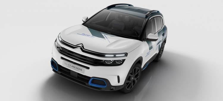 Citroen C5 Aircross Hybrid Concept 03