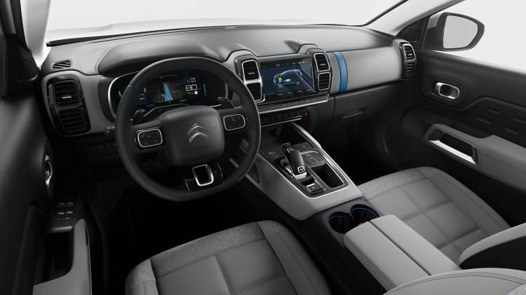 Citroen C5 Aircross Hybrid Concept 04