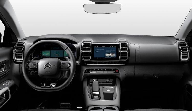 Interior Citroën C5 Aircross Hybrid