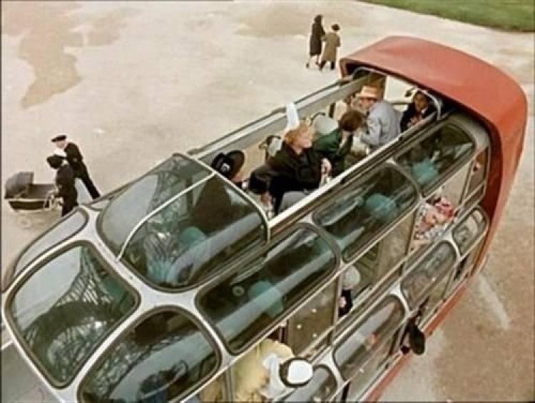 Resultado de imagen para Le Bus U55 Cityrama