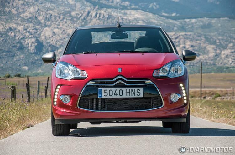 Prueba del Citroën DS3 Cabrio THP 155