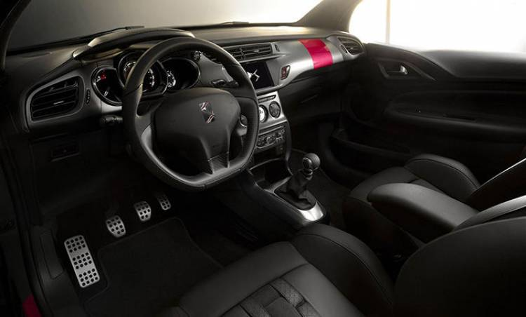 Citroën DS3 Cabrio Racing