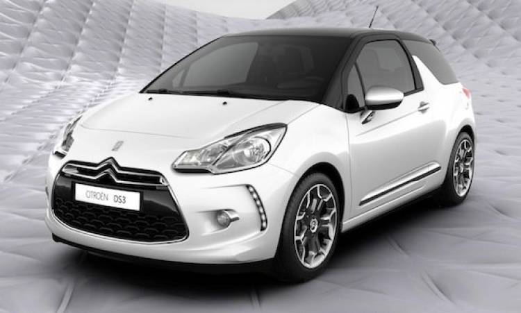 Citroën DS3 Winter Collection