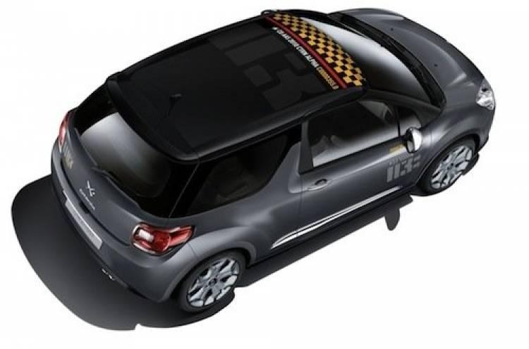 Citroën DS3 y su colección de verano: Plane