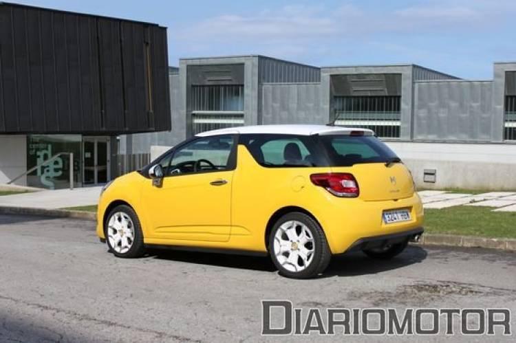 Citroën DS3, a prueba