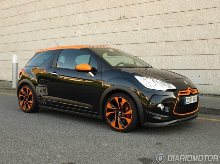 Citroën DS3 Racing, toma de contacto