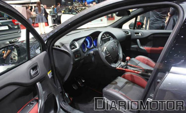 Citroën DS4 en el Salón de París