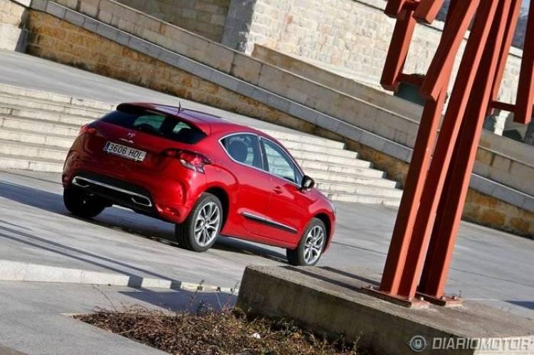 Los Citroën DS4 y C3 se suman al cambio ETG