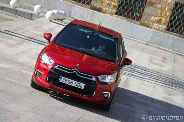 Citroën DS4 HDi 160 Sport, a prueba (III)