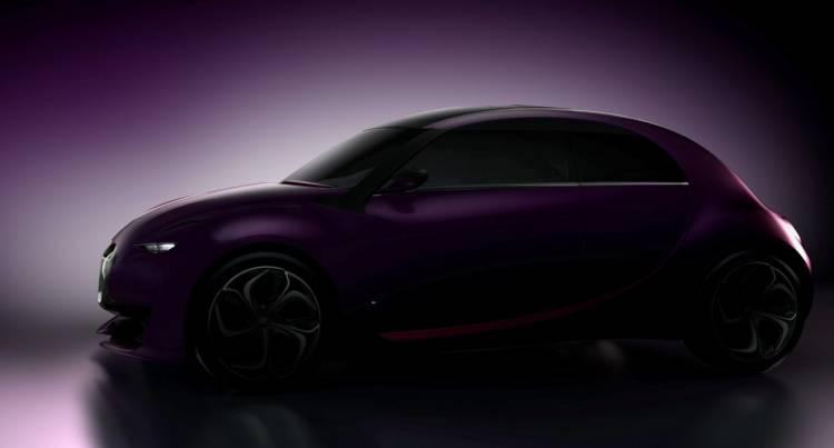 Misterioso prototipo de Citroën