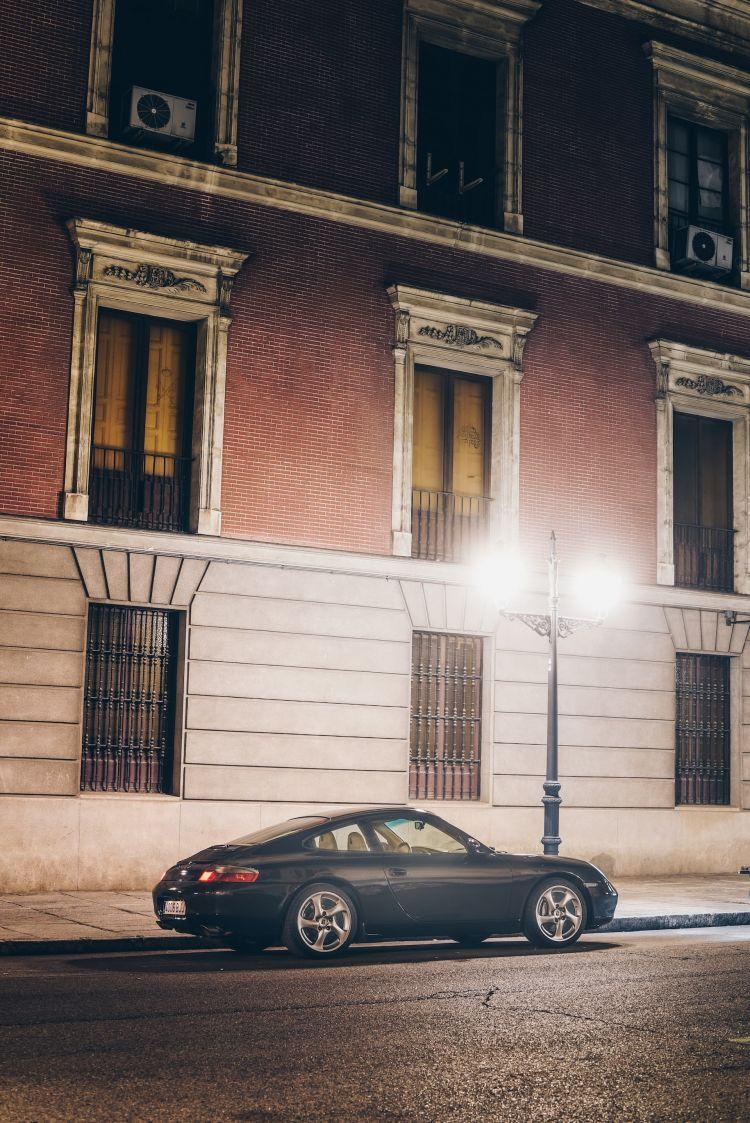Coche Aparcado Madrid