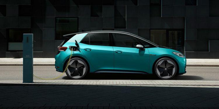 Coche Electrico Volkswagen Id 3 2
