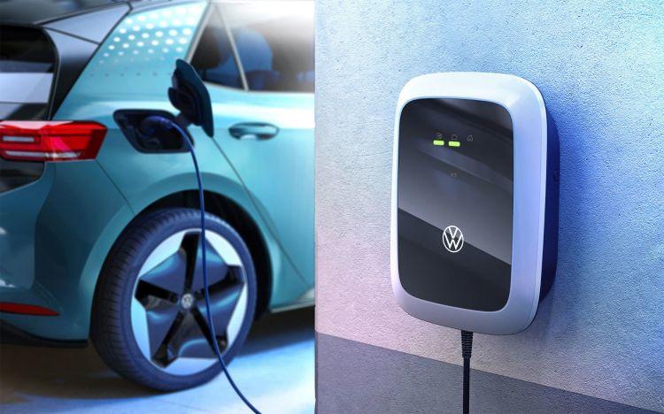 Coche Electrico Volkswagen Id 3