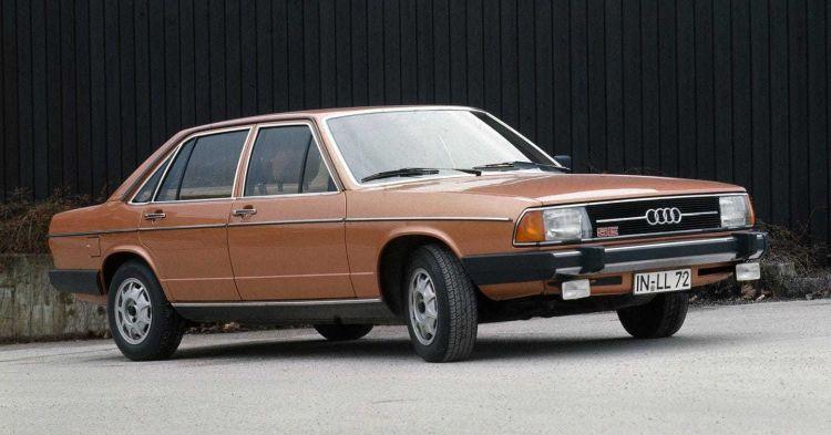 Coche Historico Anos Audi