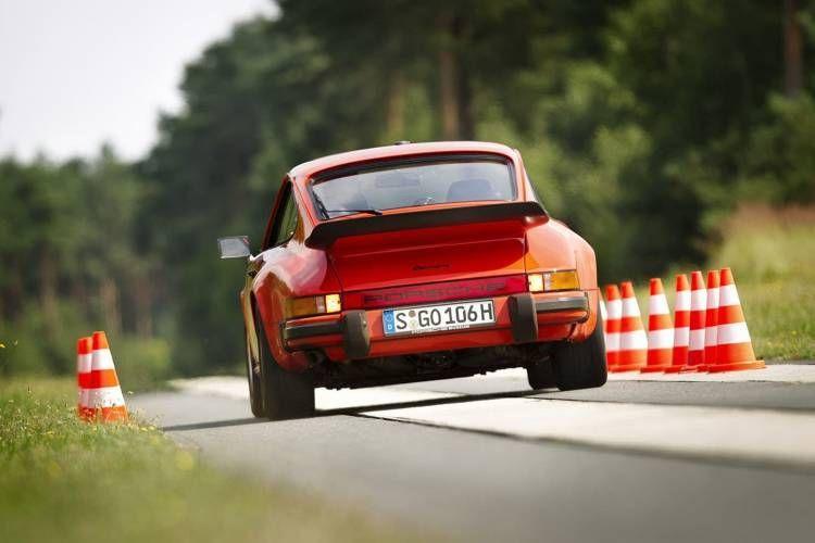 Coche Historico Anos Porsche 911
