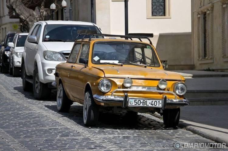 Azerbaiyán y sus coches: contrastes, variedad y respuestas (II)