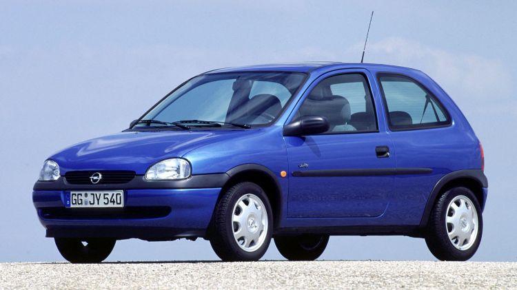 Coches Mileuristas Opel Corsa B 1997 2000