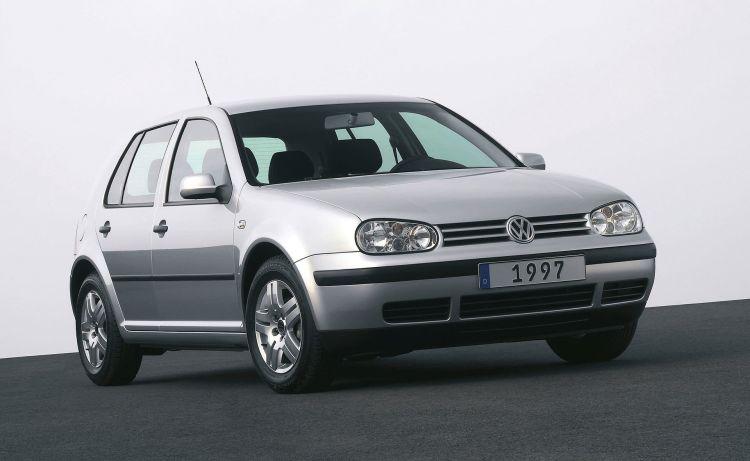 Coches Mileuristas Volkswagen Golf Mk4 Frontal