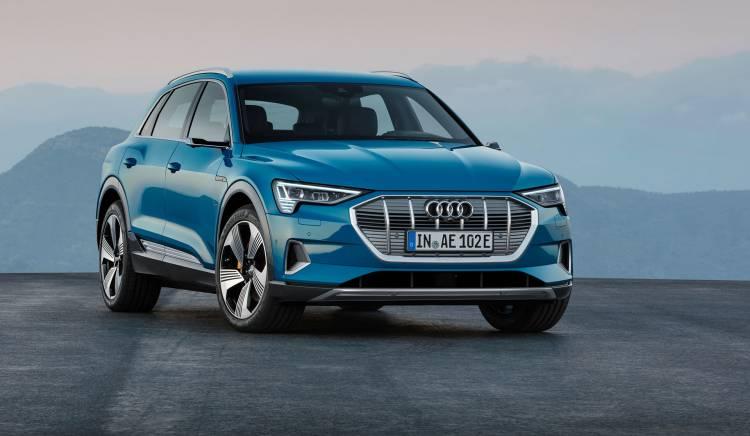 Coches Nuevos 2019 Audi E Tron