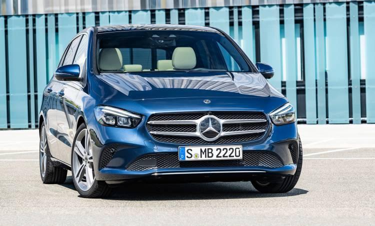 Coches Nuevos 2019 Mercedes Clase B
