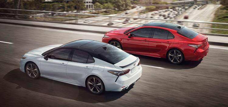 Coches Nuevos 2019 Toyota Camry