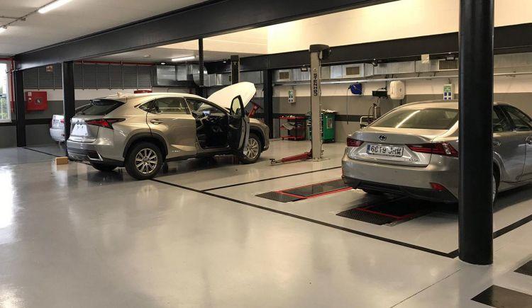 Coches Stock Baratos Lexus Concesionario