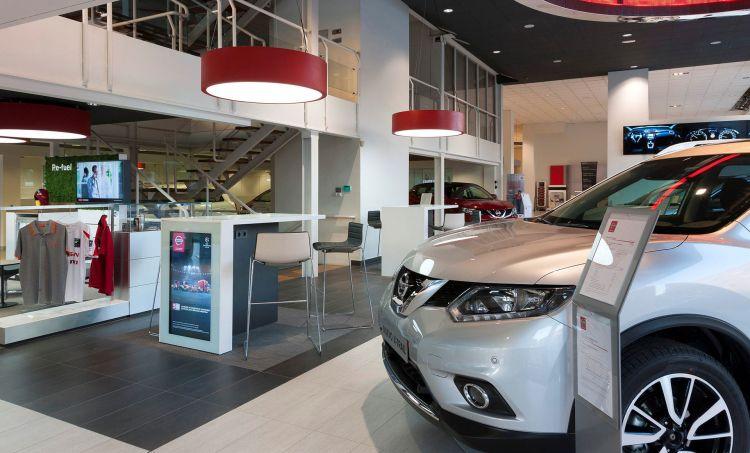 Coches Stock Baratos Nissan Concesionario