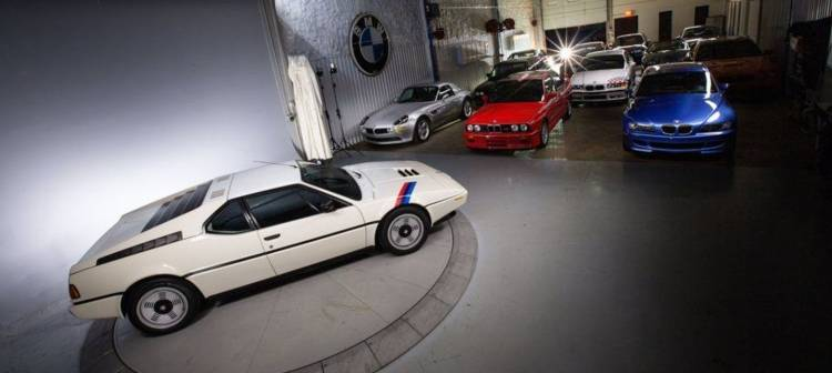 Coleccion Definitiva Bmw P