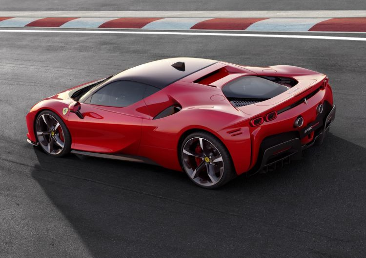 Color Coche Ferrari Sf90 Stradale