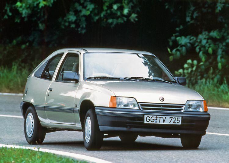 Opel Kadett Ls (1984 91)