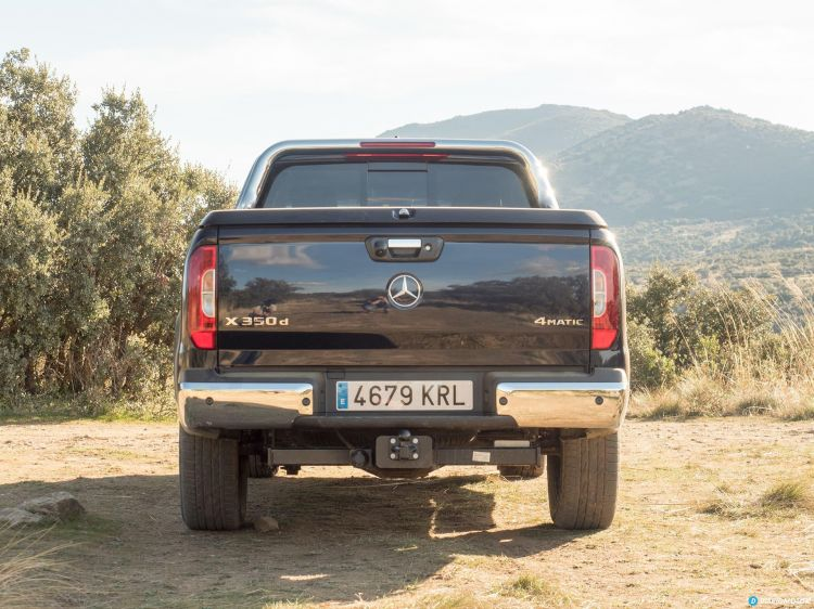 Comparativa 4x4 Toyota Land Cruiser Mercedes Clase X 00012