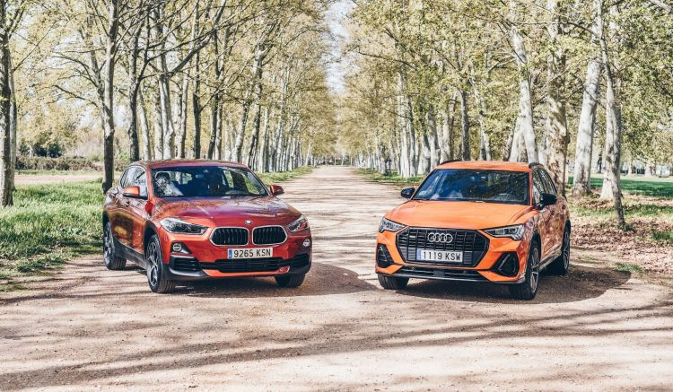Comparativa Bmw X2 Vs Audi Q3 Dm 1