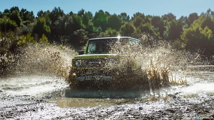 Comparativa Suzuki Jimny Toyota Land Cruiser 00001