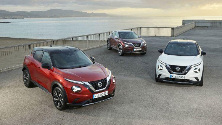 Comprar Coche Gama Nissan Juke 2020 2
