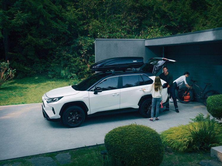 Comprar Coche Toyota Familia Viaje Rav4