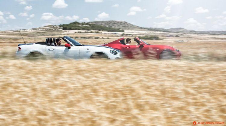 Comprar Coche Verano Mazda Mx 5 Fiat 124 Spider