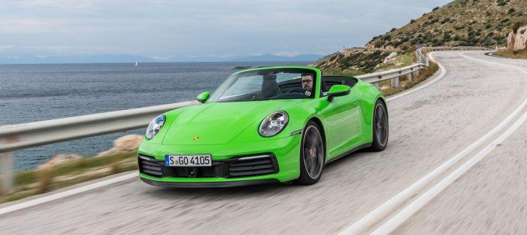 Comprar Coche Verano Porsche 911 Cabrio