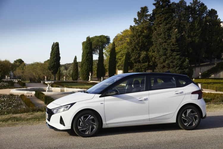 Comprar Glp Etiqueta Eco Ventajas Hyundai I20