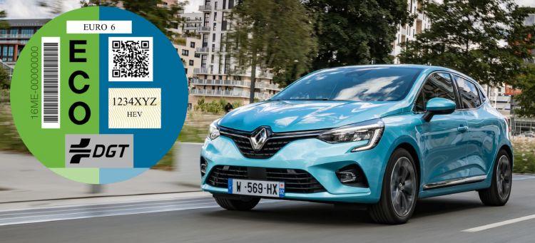 Comprar Glp Etiqueta Eco Ventajas Renault Clio Portada 01