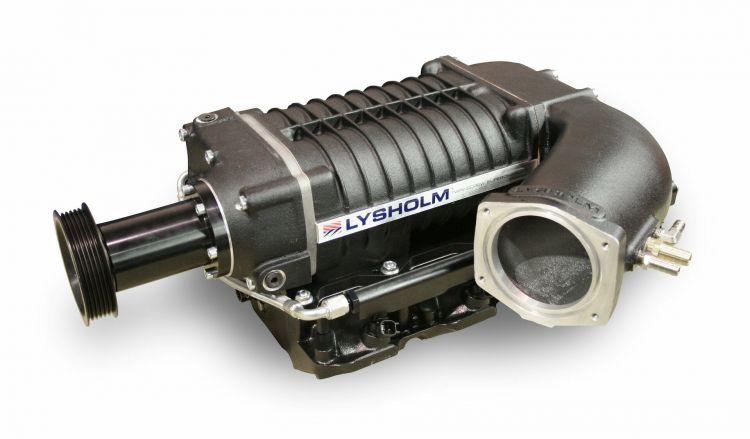 Compresor Supercargador Lysholm