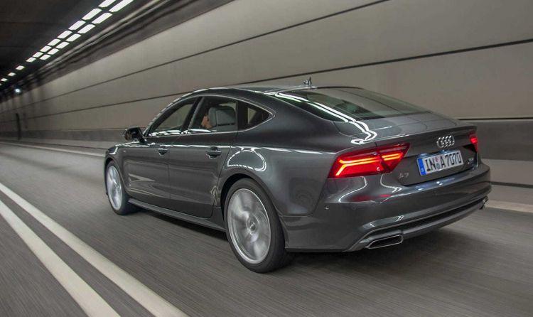 Conducir Con Viento Tunel Audi A7